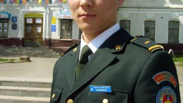 Идрэ из Эрдэнэта - омский студент