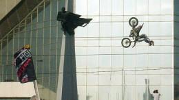 Летать колёсами вверх