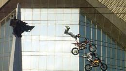 Мотоциклисты в невесомости