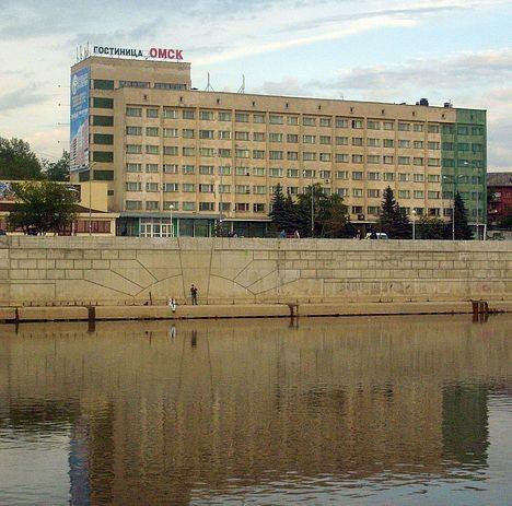 Омская гостиница ОМСК