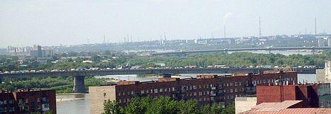 Ленинградский мост перегружен