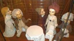 В кукольном музее - 2