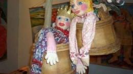 В кукольном музее
