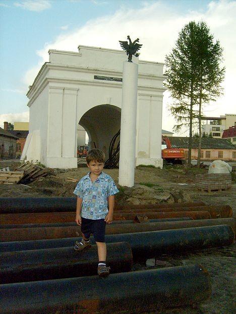 У Тобольских ворот
