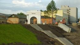 Лестница к Тобольским воротам