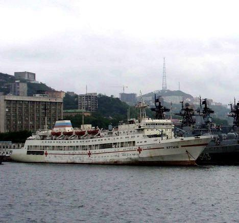 Иртыш во Владивостоке