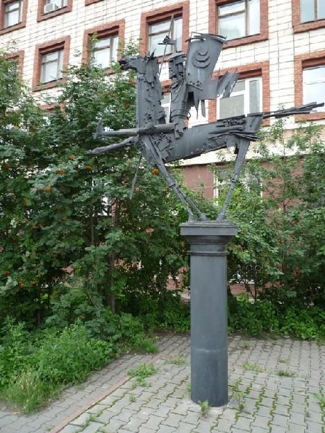 Дон Кихоты - приметы Омска