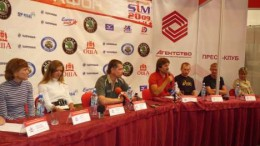 Пресс-конференция XX  Сибирского международного марафона