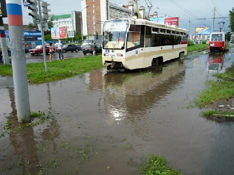 """""""Водный"""" трамвай"""