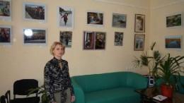 На выставке омских фотографов