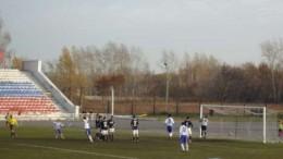 Андреев забивает победный гол!
