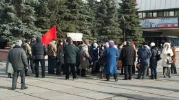 Митинг 31.10.2009. Развитие