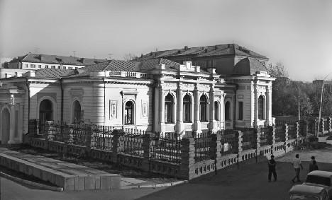 Дом Батюшкина