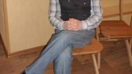 Журналист Кинес Кизиитов