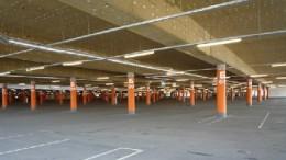 Геометрия парковки