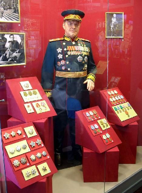 Маршал Победы и его награды