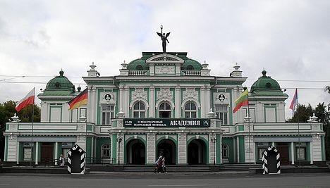 Театральный фестиваль АКАДЕМИЯ