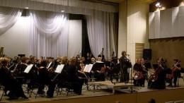 Омский симфонический в ДК Сибзавода