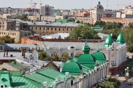 Омские купола