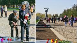 Дань памяти павшим в Великой....