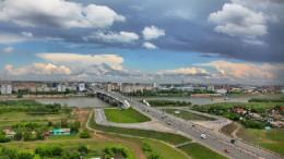 Панорама Омска-2011г
