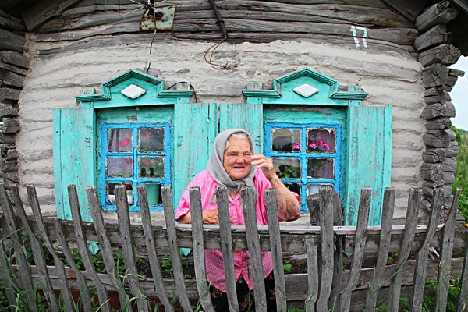 Хозяйка старого дома