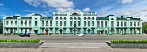 Музей имени Врубеля