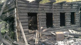Дом-музей Куйбышева сгорел