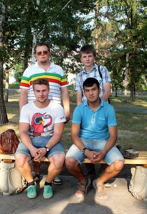 Stand Up Омск
