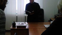 Судья Советского суда в Омске Валерий Цветков