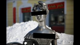 Омская Любочка, цензурированная из-за агрессивного копирайта