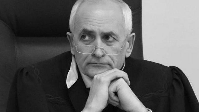 Бывший судья Сергей Москаленко