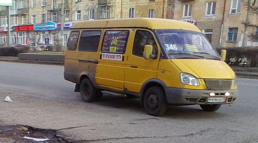 Омская маршрутка
