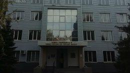 Отдел полиции №8 в Омске