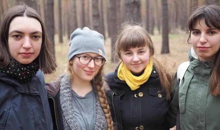 Арт-группа и швейный кооператив Наденька