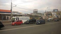 улица Гагарина в Омске