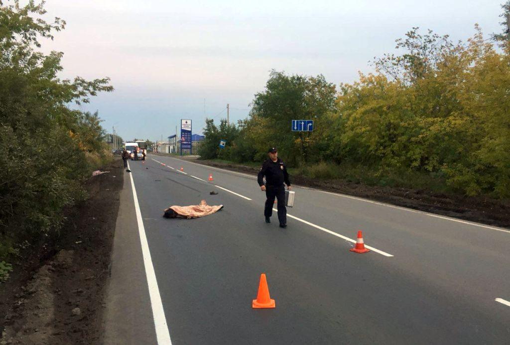 Смертельное ДТП в Омске