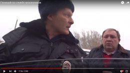 Полицейские на службе отморозков