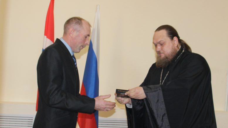 Инаугурация мэра Тюкалинска