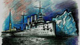 Аврора как Титаник