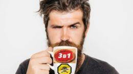 Опасный кофе 3 в 1