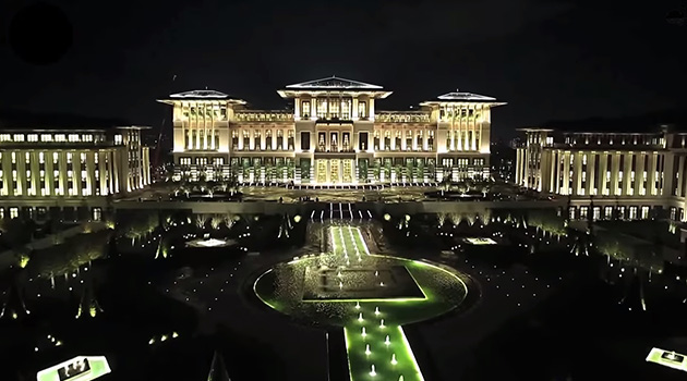 Дворец Эрдогана