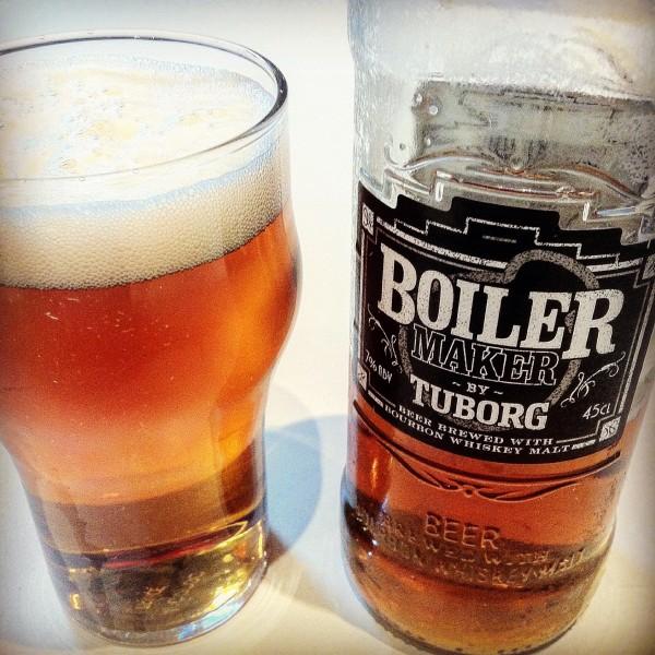Tuborg Boiler Maker