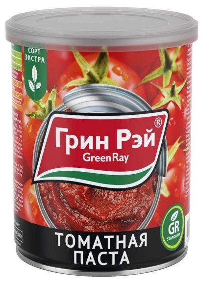 томатная паста Грин Рэй