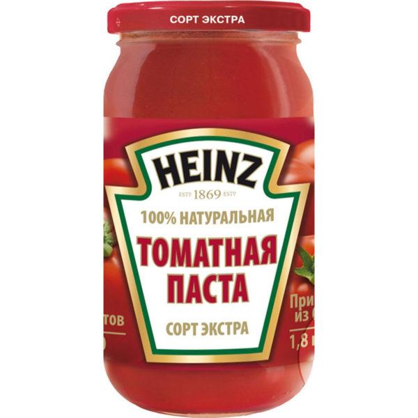 томатная паста Heinz