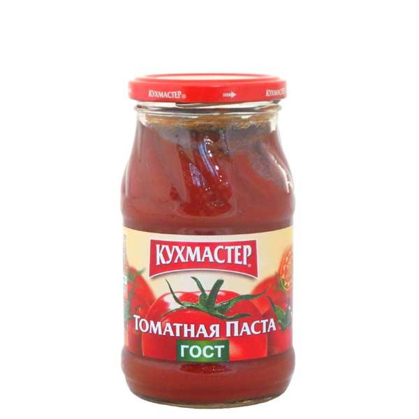 томатная паста Кухмастер