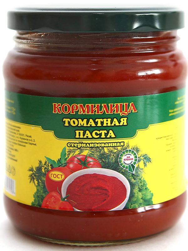 томатная паста Кормилица