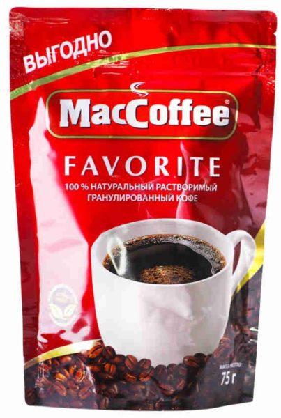 MacCoffee Favorite кофе