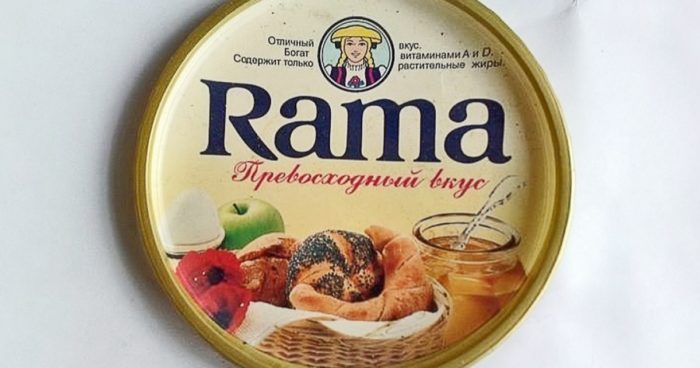 Спред Рама