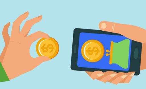вывод денег из смартфона